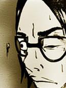 访问者漫画