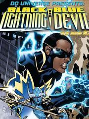 DC宇宙13:黑闪电与蓝恶魔