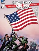 美国正义联盟漫画