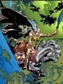 尼伯龙根的指环-女武神漫画