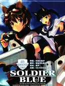 SOLDIER BLUE漫画