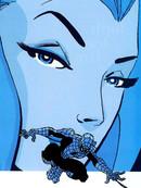蜘蛛侠:蓝漫画