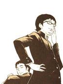 超常眼球泽田漫画