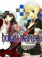 Fate-hollow-ataraxia短篇漫画精选集