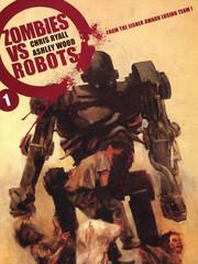 丧尸大战机器人